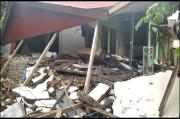 Dampak Gempa, Ratusan Kepala Keluarga di Mamuju Belum Bisa Menempati Rumahnya