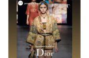 Bangga! Kain Endek Bali Masuk Kolek Fashion Dior Tahun Ini