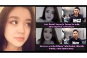 Gara-Gara Mau Dinikahi Fiki Naki, Gadis Kazakhstan Dayana Kebanjiran Follower
