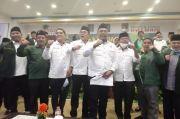 Ahmad Iman Sukri-Loso Mena Resmi Pimpin DPW PKB Sumut