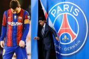 Messi Dalam Situasi Sulit, PSG Siap Berikan Solusi