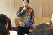 HUT ke-22 PKPI, Diaz Hendropriyono Tolak Kenaikan Ambang Batas Parlemen