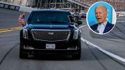 Jadi Presiden Amerika, Joe Biden Gunakan Mobil Negara yang Lama