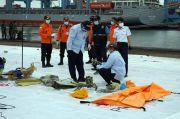 Tim DVI Terima 308 Body Part Kecelakaan Sriwijaya Air