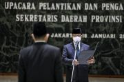 Anies Lantik Marullah Matali Jadi Sekda DKI Jakarta, Diminta Langsung Bekerja