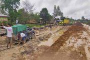 Jalan Pangkalan Bun-Kotawaringin Lama Jadi Bubur, Dinas PUPR Kalteng Harus Cari Solusi