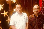 Listyo Sigit Prabowo, Institusi Polri, Indonesia Maju, dan Persatuan Nasional