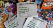 Panik, WhatsApp Beriklan di Media Cetak Ajak Pengguna Jangan Pergi
