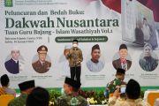 Sasar Generasi Muda, TGB Luncurkan Buku Dakwah Nusantara