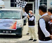 Bulog Sulteng Kirim Bantuan Sembako ke Korban Gempa Bumi Mamuju