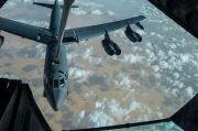 Bomber B-52 AS Manuver di Teluk setelah Iran Tembakkan Sejumlah Rudal