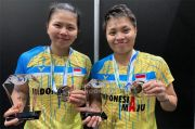Sukses Juarai Yonex Thailand Open 2021, Ini Target Greysia Berikutnya