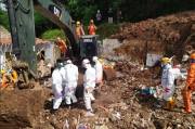 Bencana Longsor Sumedang, Tim SAR Temukan 2 Korban Meninggal