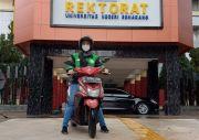 Kisah Mahasiswi Cantik Jago Silat Nyambi Driver Ojol Demi Kuliah S2
