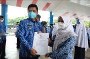 203 CPNS di Lingkup Pemkab Maros Akhirnya Terima SK