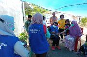 KNPI Sulsel Lakukan Trauma Healing ke Anak-anak Korban Gempa Sulbar