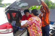 Pemuda Pancasila Soppeng Ikut Bantu Korban Gempa Sulbar