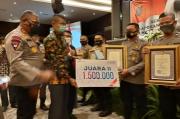 Polres Simalungun Diganjar Kapoldasu Penghargaan IKPA