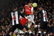 Aubameyang Cetak Dua Gol, Arsenal Cukur Newcastle 3-0