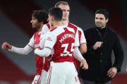 Arsenal Bantai Newcastle, Arteta Bangga Pasukannya Tampil Solid