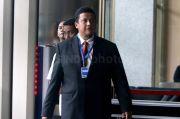 Soal Pencopotan Ketua KPU, Ketua DKPP Beri Penjelasan di Rapat Komisi II DPR