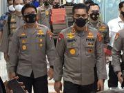 Kapolda Aceh Pimpin Penyerahkan Naskah Visi Misi Calon Kapolri ke Komisi III DPR