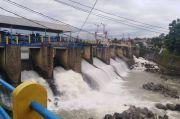 Waspada! Banjir Bandang Susulan di Puncak Bogor, Bendung Katulampa Siaga Empat
