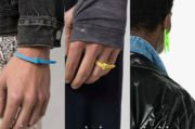 Wow! Cincin dan Gelang Mirip Tali Rivet Dijual Rumah Mode Dunia Jutaan Rupiah