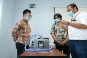 Bantu Pasien Covid-19, UI Kembangkan Alat Bantu Pernafasan HFNC