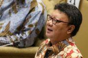 Tjahjo Kumolo Bicara Komitmen dan Budaya Inovasi di Depan Pejabat PPATK