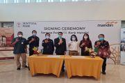 Sentosa Park Gandeng Bank Mandiri Sediakan KPR Menarik buat Hunian Milenial