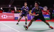 Hasil Toyota Thailand Open 2021, Indonesia Sapu Bersih Laga Hari Pertama