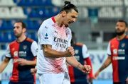 Pioli Puji Ibrahimovic Usai Bawa Milan Taklukkan Cagliari