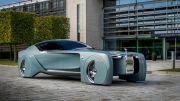 Silent Shadow Calon Nama Mobil Listrik dari Rolls-Royce