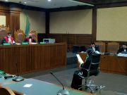 Bacakan Pleidoi, Jaksa Pinangki Sebut Perbuatannya Mempermalukan Kejaksaan dan Keluarga
