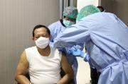 Disuntik Vaksin Covid-19 Bersama Menteri Desa, Tito: Tak Terasa Apa-apa