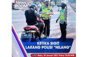 iNews Room Live di iNews dan RCTI+ Rabu Pukul 18.00: Ketika Sigit Larang Polisi Menilang