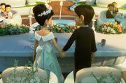 Warganet Tak Sabar ke Kondangan Nobita-Shizuka Bulan Depan