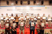 KPK dan PLN Lakukan Pengamanan Aset Rp100 Miliar di Riau