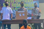 Kantongi Sabu, Pria Asal Sumbar Diringkus Satresnarkoba Bengkulu Utara