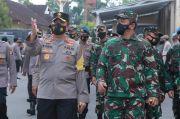 Disambut Tari Gendang Beleq, Mayjen Maruli Bangga Berdiri di Tengah Polisi NTB