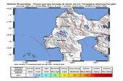 Gempa Berpusat di Daratan Kembali Guncang Wilayah Sulawesi Barat