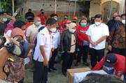 Berkunjung ke Manado, Mensos Bawa Bantuan dan Santunan