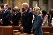 Biden Hadiri Kebaktian Gereja di Washington DC Jelang Pelantikan