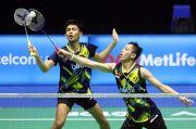Rian/Fajar Disingkirkan Duet Inggris Non-Unggulan di Thailand Open 2021