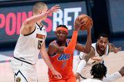 Hasil Pertandingan NBA, Rabu (20/1/2021): Nuggets Bungkam Thunder