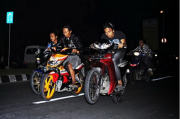 Penusuk Anggota Ormas XTC di Cimanggung Ditangkap di Purwakarta
