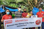 Peduli Sesama, Alfamart Beri Bantuan Korban Gempa Mamuju dan Majene