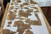 Arkeolog Temukan Manuskrip Kitab Orang Mati di Pemakaman Mesir Kuno