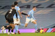 Man City Bungkam Aston Villa di Etihad Stadium